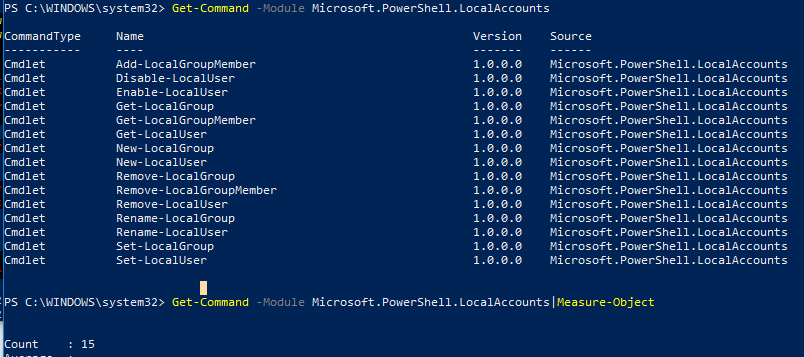 Step 6 to Add Local Group Member is to Manage Local Users and Groups Using Powershell