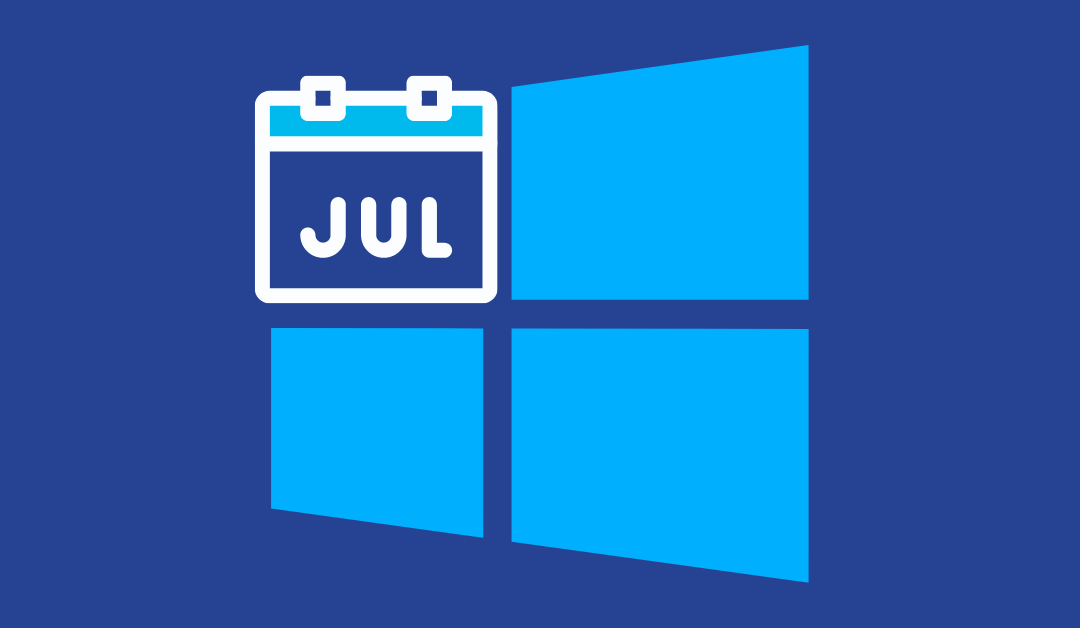 July 2021: Microsoft Patch Tuesday Review