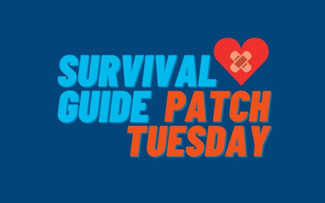 Microsoft Patch Tuesday Survival Guide