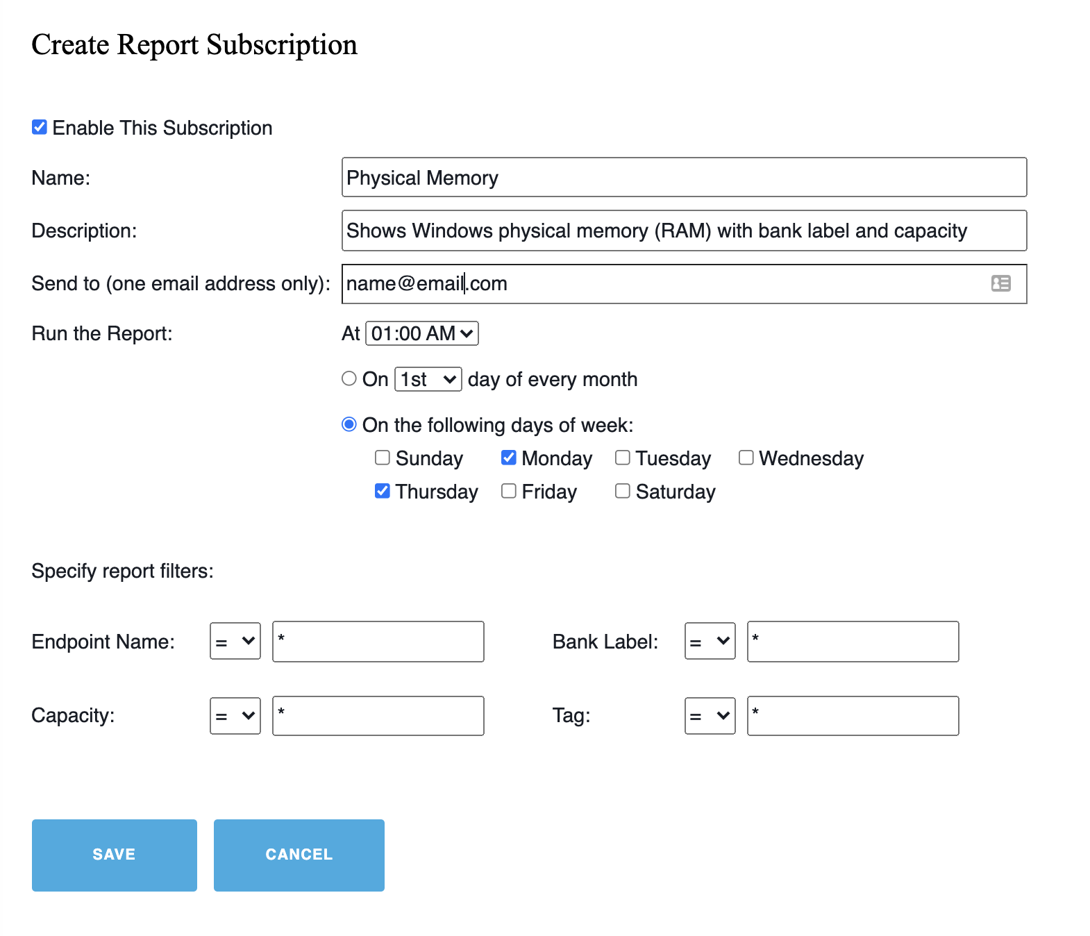 reports and alerts action1 endpoint management